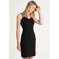 Anna Field Shift dress black AN621C0Z1-Q11 GNYJZVR