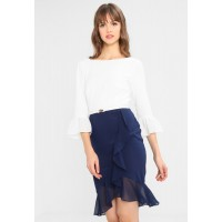 Paper Dolls Shift dress dark blue PD521C06Z-K11 IMHKJYY