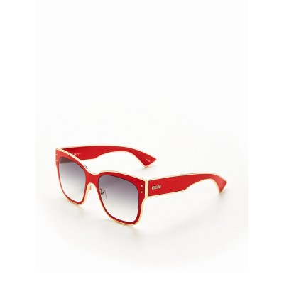 MoschinoSquare Sunglasses - Red Previous LOQTDKW