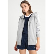 adidas Originals ZIP HOODIE - Zip-up hoodie mottled grey AD121J0FT-C11 SIARAIA